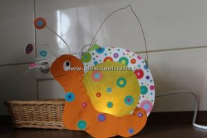 animals lantern crafts for kids