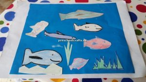 aquarium craft idea for kids