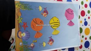 aquarium craft ideas for kindergarten