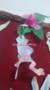 bunny craft idea for preschoolers