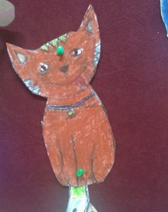 cat craft ideas for kids - animal craft ideas