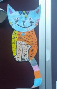 cat craft ideas for preschool