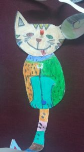 cat craft ideas for preschooler