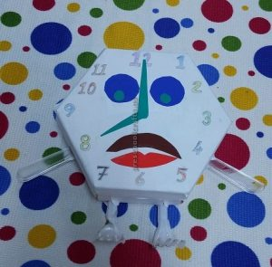 clock theme craft ideas for firstgrade