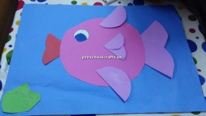 craft ideas related to fish for kids