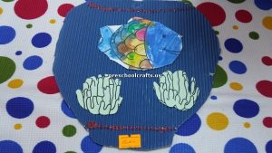 craft ideas related to fish theme for kids