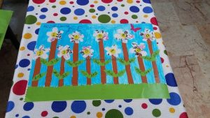 craft ideas related to numbers for kindergarten