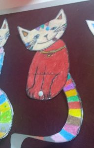 craft ideas to cat for preschooler