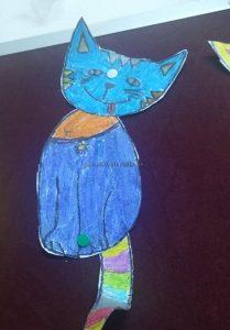 craft ideas to cat theme for preschool
