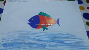 craft related to fish for preschoolers
