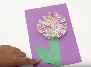 cup cake liners craft ideas for kids