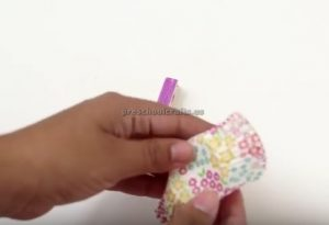 cupcake liners butterfly craft to make for kids