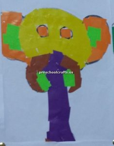 elephant crafts bulletin board (2)