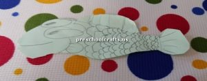 fish crafts for preschool