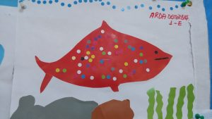 fish theme craft ideas for firstgrade