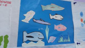 fish theme craft ideas for firstgrade free