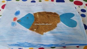 fish theme craft ideas for preschoolers