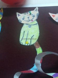 free craft ideas to cat for preschool
