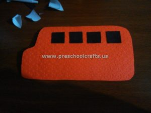 how to make bus craft