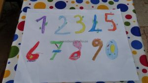 number craft ideas