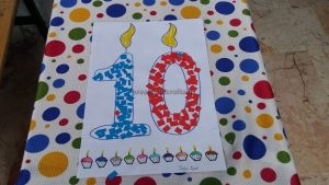 number craft ideas for kids