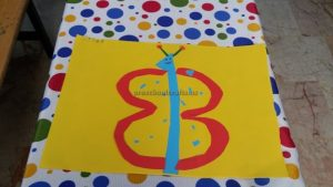 number craft ideas for kindergarten