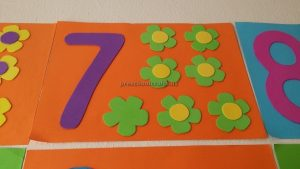 number crafts for preschool