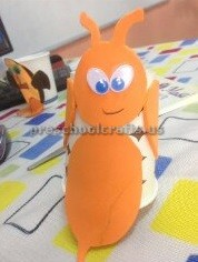 paper cup ant craft ideas preschool