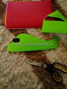 preschool airplane crafts