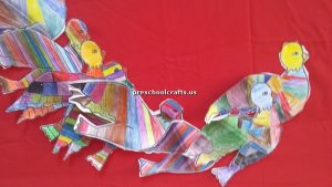 preschool bird craft ideas