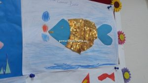 preschool craft idea for fish