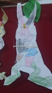 rabbit craft ideas for preschool