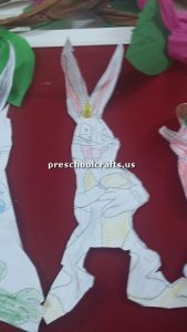 rabbit craft ideas for preschooler
