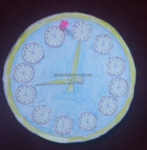wall clock craft