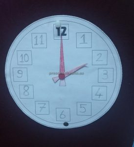 wall clock craft ideas for kids