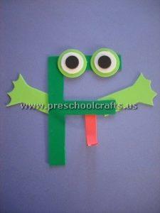 alphabet letter f craft ideas for kindergarten