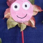 flower theme craft ideas for preschoolers
