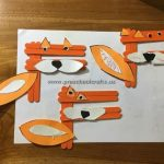letter f craft is for fox