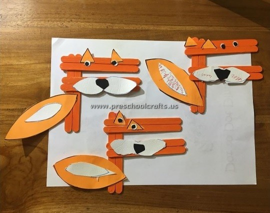 Letter F Craft Ideas for Kids