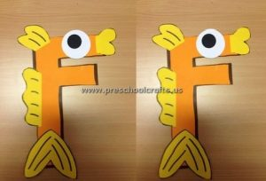 letter f crafts for preschool