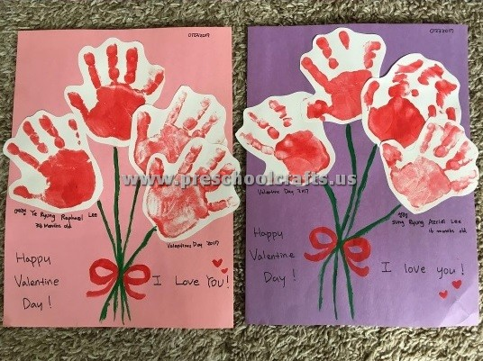 Valentines day craft ideas for kindergarten preschool crafts for Crafts for valentines day ideas