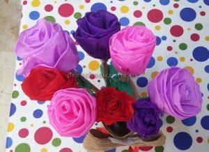 Celebrating International Women's Day Craft ideas