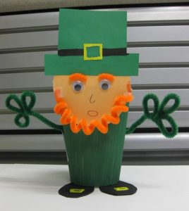 Leprechaun Craft Ideas for Preschool