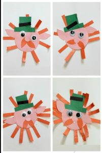 Preschool Leprechaun Craft Ideas for St. Patricks Day