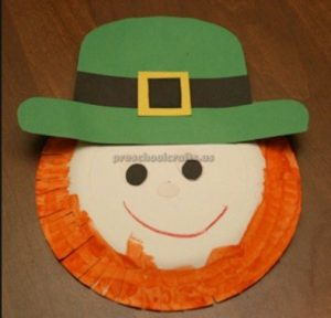 St. Patrick's Day craft ideas for pre-schooler
