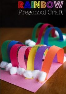 St. Patrick's Day craft ideas for preschool