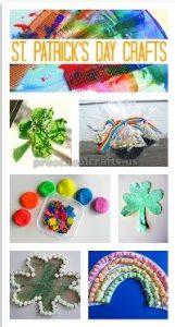 St. Patrick's Day craft ideas for preschooler