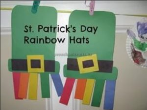 St. Patrick's Day craft ideas for preschoolers