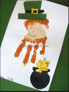 St. Patrick's Day craft ideas for toddlers