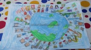 Women's Day Craft Ideas for Pre-school